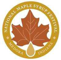 maple syrup festival logo