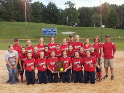 2013 Sectional Champs - photo courtesty of Margaret Herrell Patterson on Facebook