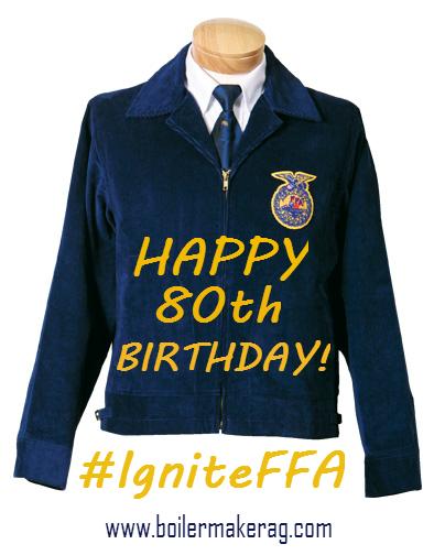 Celebrating 80 Years Of The FFA Jacket