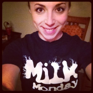 MilkMonday shirt